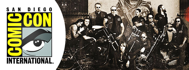 Sons of Anarchy to be at 2012 San Diego Comic Con