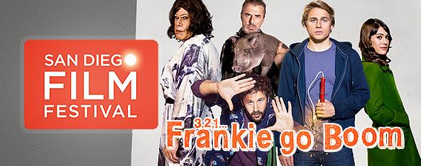 3,2,1…Frankie Go Boom Heading To the San Diego Film Festival!