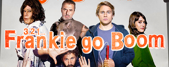3,2,1…Frankie Go Boom Now Available on iTunes & Video OnDemand!!