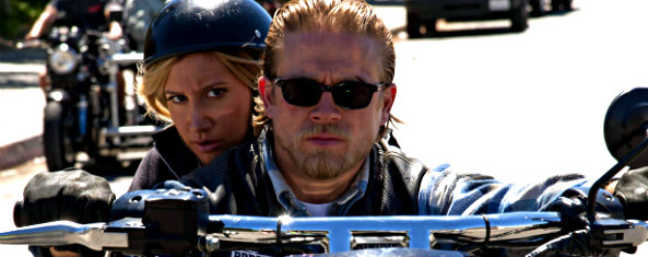 Ashley Tisdale discusses her experience on Sons of Anarchy, was starstruck by the cast.