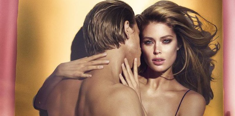 Calvin Klein Reveal Campaign with Charlie Hunnam & Doutzen Kroes (Video)