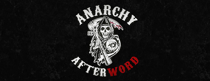 Anarchy Afterword Finale Captures