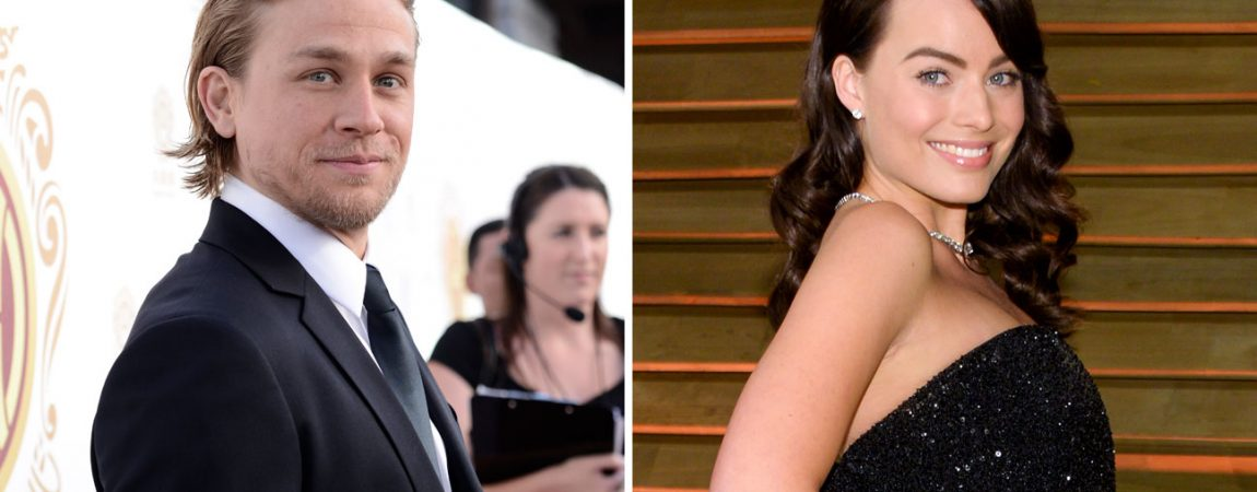 Charlie Hunnam, Margot Robbie Eyed for 'The Mountain Between Us'