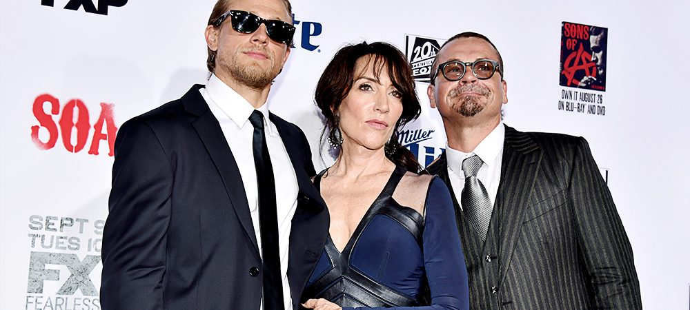 Sons of Anarchy cast to appear on CONAN!
