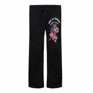 Sons of Anarchy Reaper Flag Lounge Pants