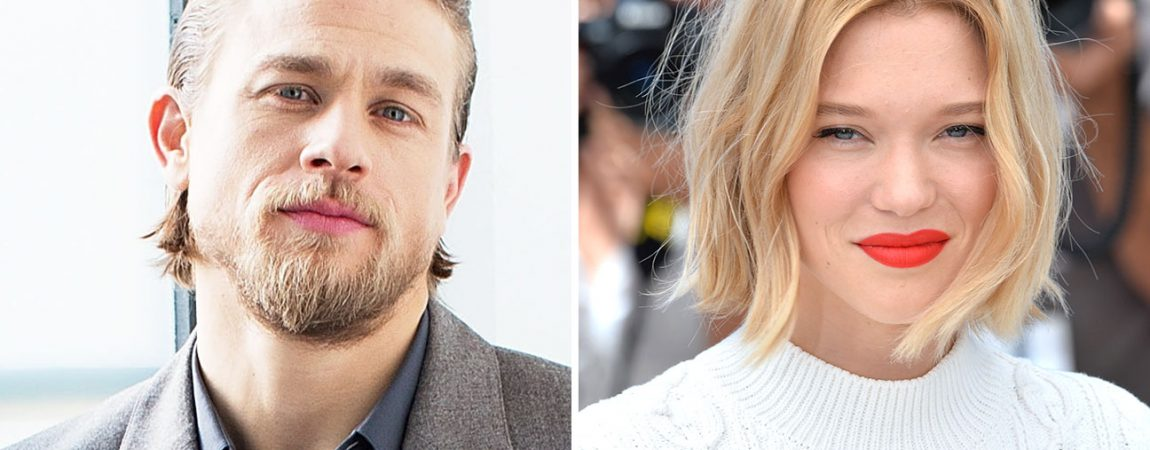 Charlie Hunnam, Lea Seydoux to Star in Drake Doremus' Next Film