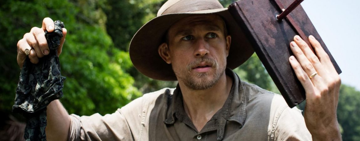 Newly Released Additional Production Stills from 'Lost City of Z'