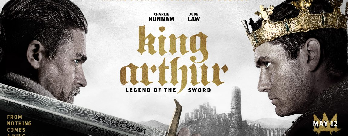 Charlie Hunnam Says 'King Arthur' Movie Paints Arthur As A 'Mother-effer'