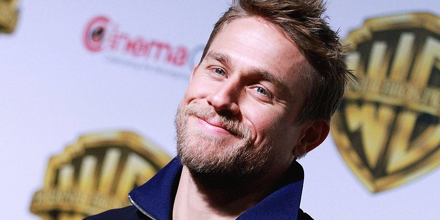 Charlie Attends Warner Bros. Pictures 'The Big Picture' Presentation at CinemaCon