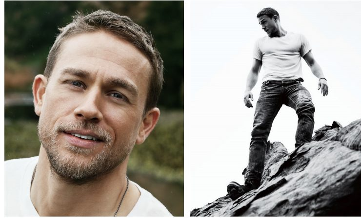 Charlie Hunnam Talks Learning Jiu-Jitsu, His Workout Regimen for 'King Arthur' & More