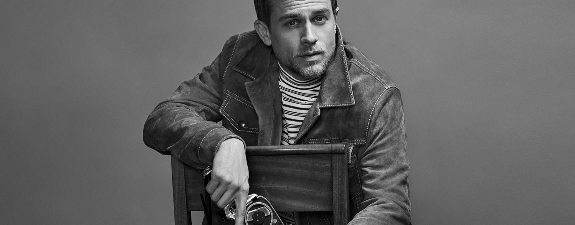 Mr. Porter: Mr Charlie Hunnam's Life After Motorbikes