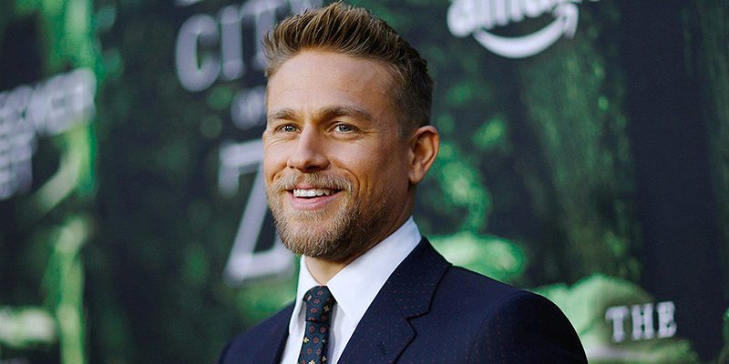 Charlie Attends 'Lost City of Z' Los Angeles Premiere