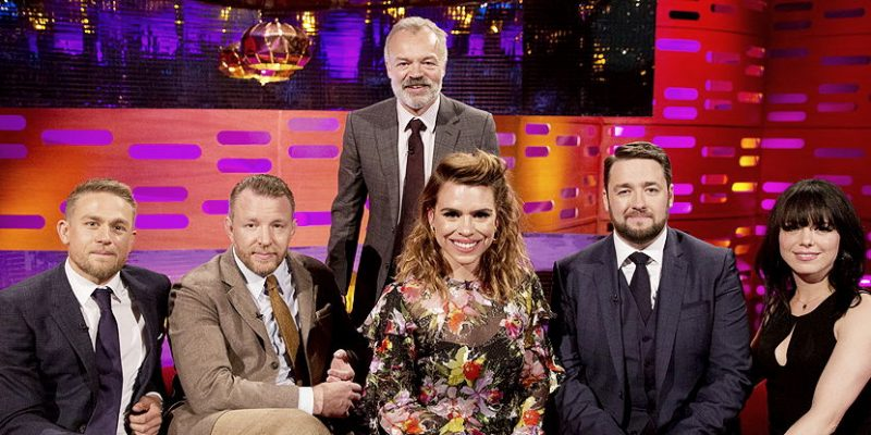 Charlie Visits The Graham Norton Show