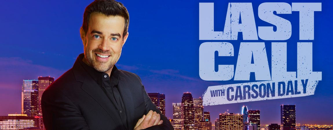 Charlie to appear on Last Call with Carson Daly