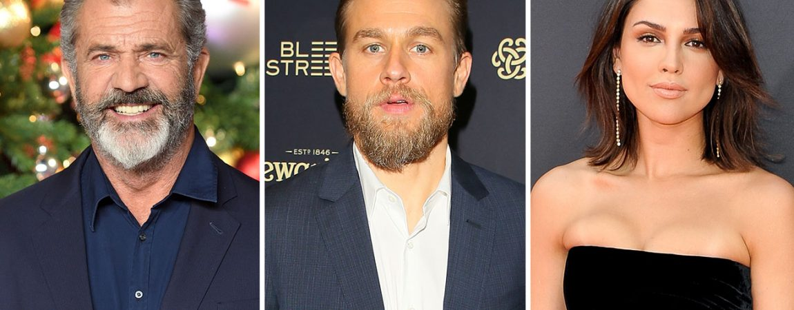 Mel Gibson to Star With Charlie Hunnam, Eiza Gonzalez in Action-Thriller 'Waldo'