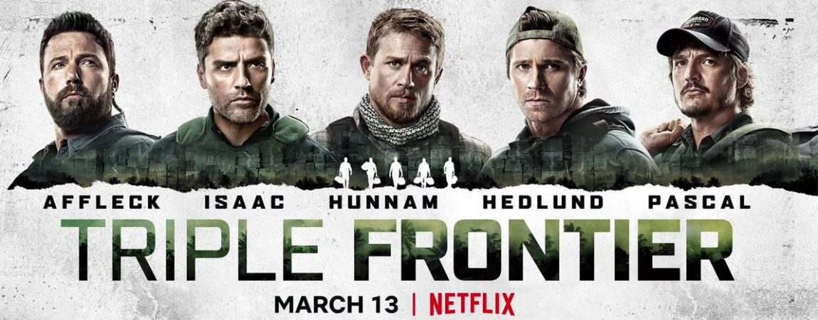 Video/Photos: Second Exclusive Trailer for Netflix's 'Triple Frontier'