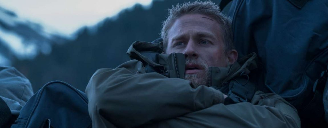 'Triple Frontier' addresses the importance of unity and community, defines Charlie Hunnam